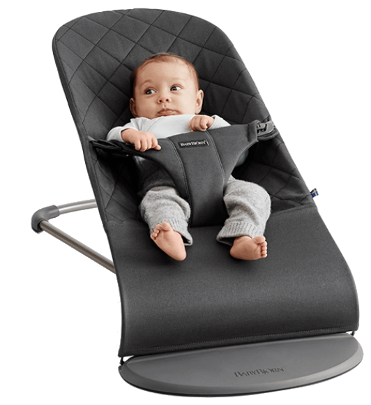 BabyBjorn Bliss (хлопок) - вес ребенка до 9кг, возраст: с рождения до 24месяцев
