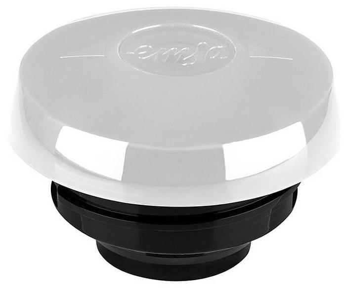 EMSA Samba Basic Quick Press, 1 л - особенности: кнопка-клапан, ручка на корпусе