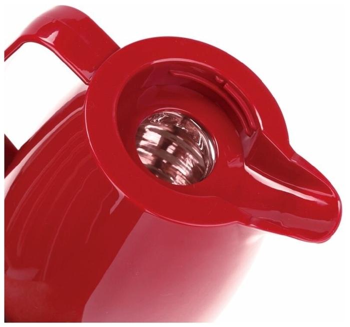 Master House Турин, 1.5 л - особенности: кнопка-клапан, ручка на корпусе