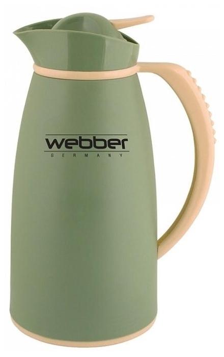 Webber 31004, 1 л - материал колбы: стекло