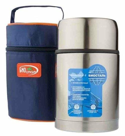 Biostal NRP-600, 0.6 л - сохраняет тепло: до 16ч
