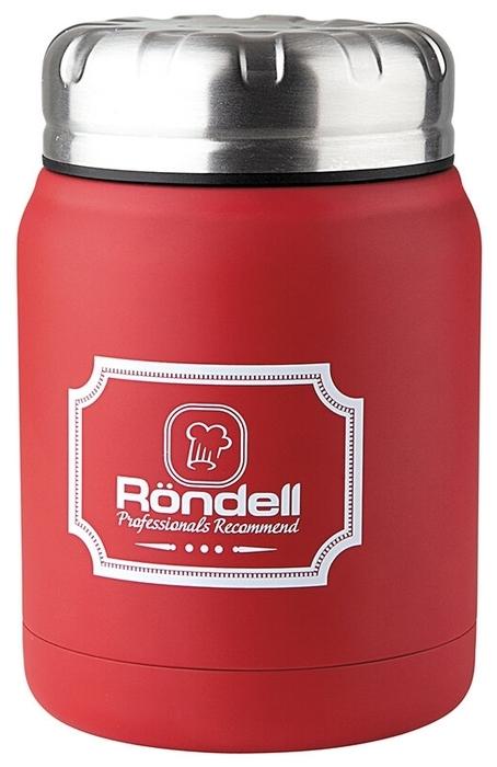 Rondell Picnic, 0.5 л - материал корпуса: сталь