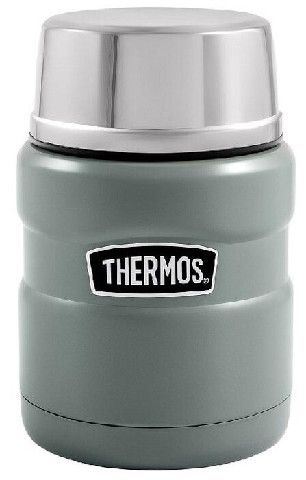 Thermos SK-3000, 0.47 л - особенности: вакуумный, крышка-чашка