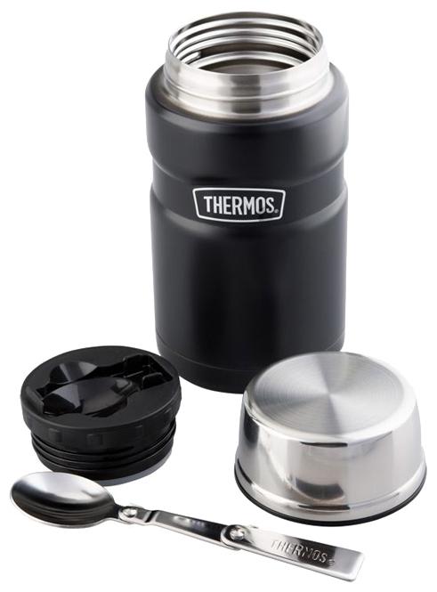 Thermos SK-3020, 0.71 л - материал колбы: сталь