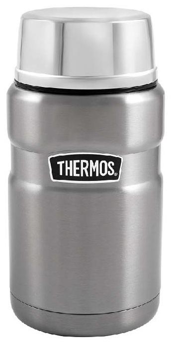 Thermos SK-3020, 0.71 л - сохраняет тепло: до 10ч