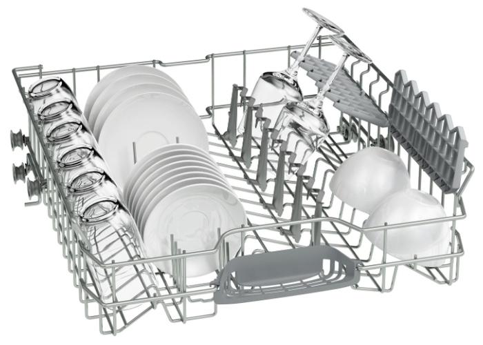 Bosch SMV25AX01R - мойка: 5программ, класс A