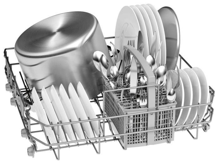 Bosch SMV25AX01R - инверторный двигатель: да
