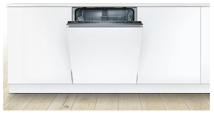 Bosch SMV25AX01R - расход воды: 9.5л