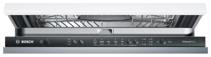 Bosch SMV25EX01R - вместимость: 13комплектов