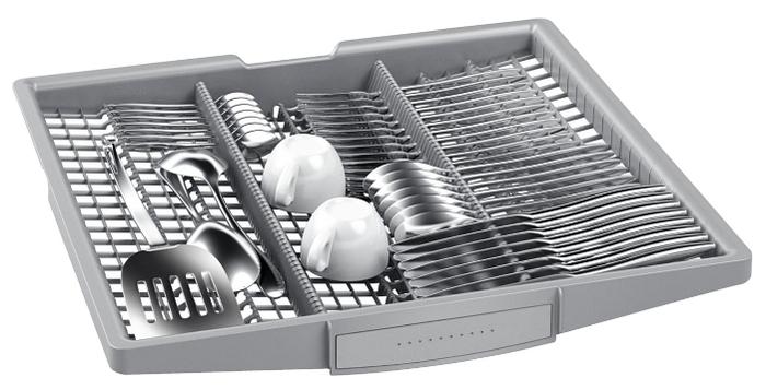 Bosch SMV25EX01R - мойка: 5программ, класс A