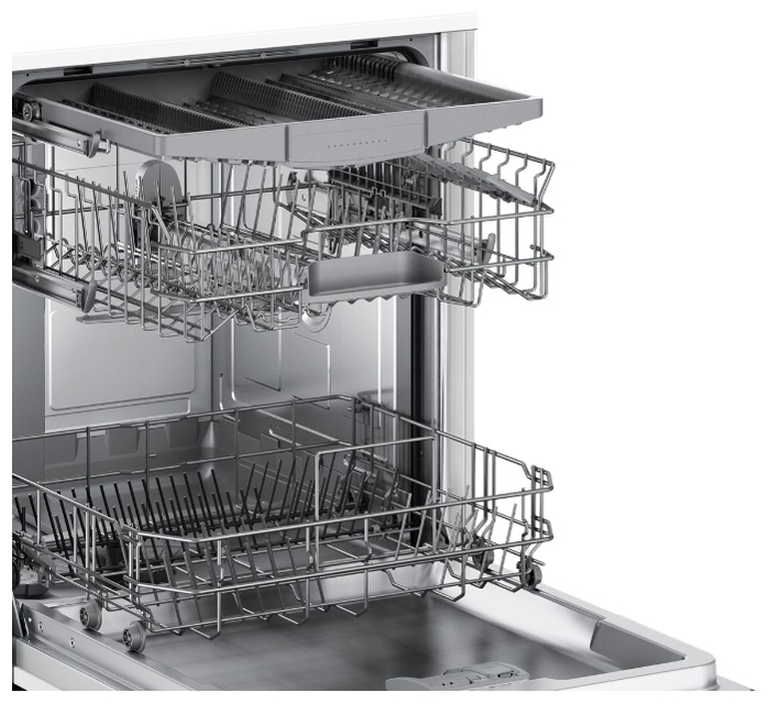 Bosch SMV25EX01R - установка: встраиваемая полностью