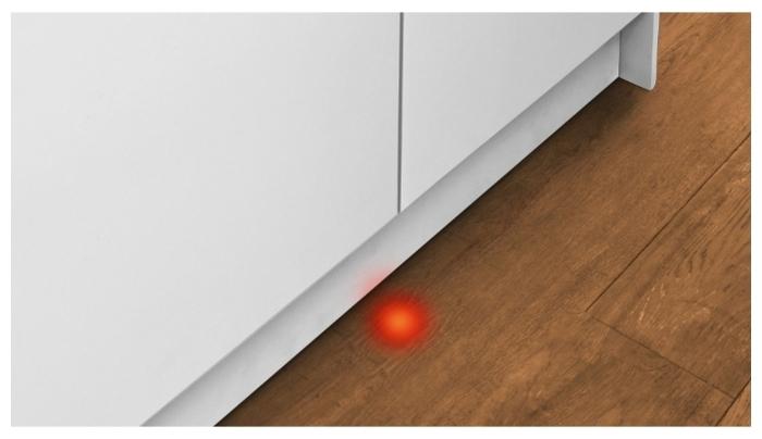 Bosch SMV25EX01R - сушка: интенсивная, класс A