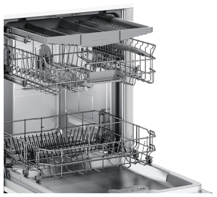 Bosch SMV25EX03R - вместимость: 13комплектов