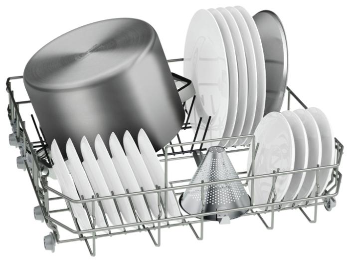 Bosch SMV25EX03R - расход воды: 9.5л