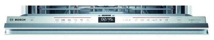 Bosch SMV66TD26R - вместимость: 14комплектов