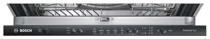 Bosch SMV 25FX01 R - вместимость: 13комплектов