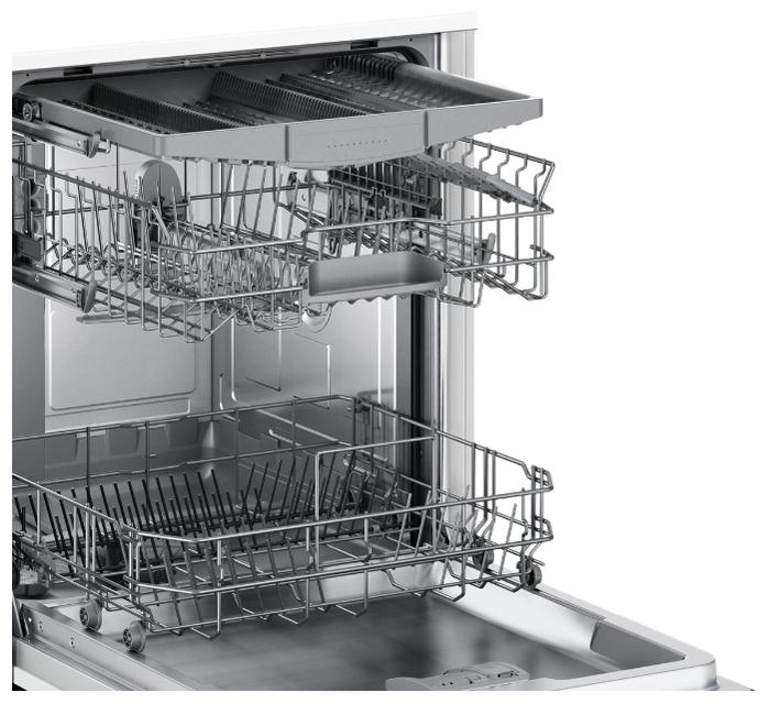 Bosch SMV 25FX01 R - мойка: 5программ, класс A