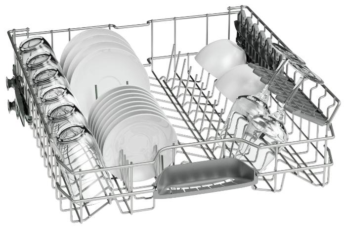Bosch SMV 25FX01 R - расход воды: 9.5л
