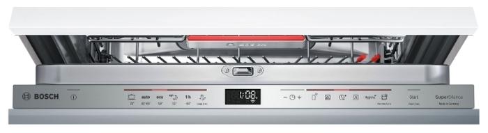 Bosch SMV 66TX06 R - вместимость: 14комплектов