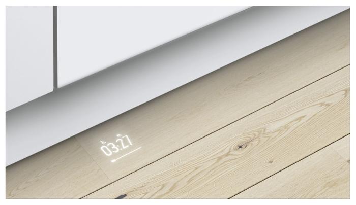 Bosch SMV 66TX06 R - управление со смартфона: да