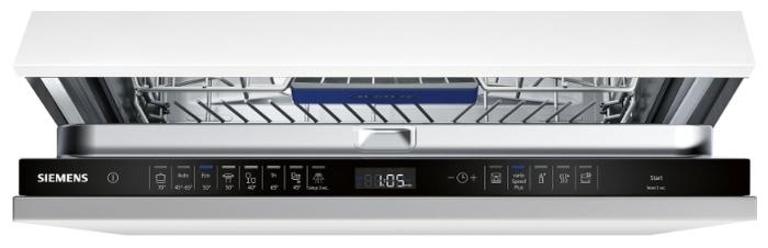 Siemens SN 658X01 ME - вместимость: 14комплектов