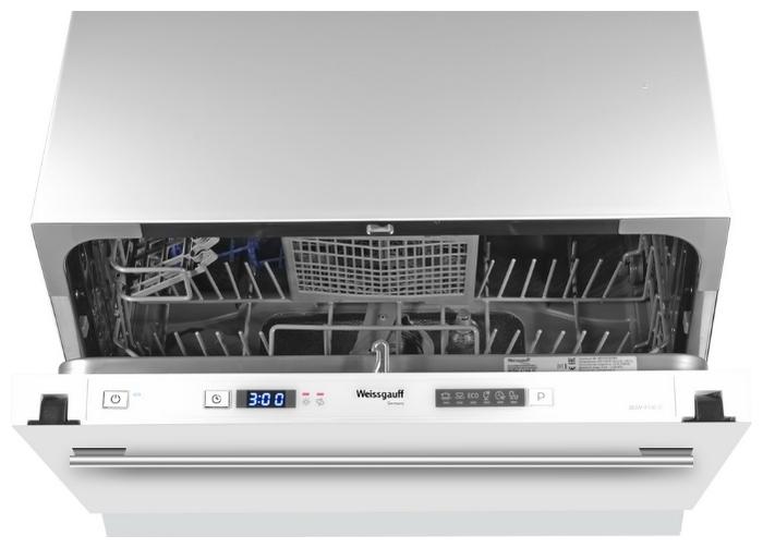 Weissgauff BDW 4106 D - вместимость: 6комплектов