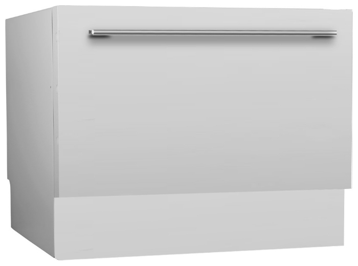 Weissgauff BDW 4106 D - установка: встраиваемая полностью