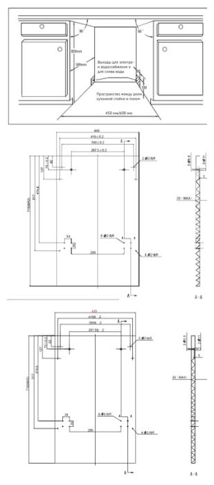 Weissgauff BDW 4134 D - сушка: конденсационная, класс A