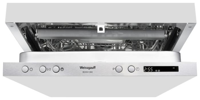 Weissgauff BDW 4138 D - вместимость: 10комплектов
