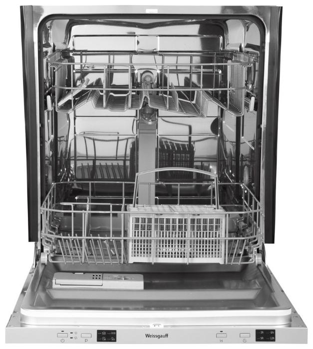 Weissgauff BDW 6042 - вместимость: 12комплектов