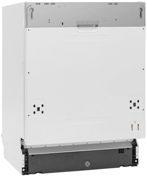 Weissgauff BDW 6043 D - установка: встраиваемая полностью