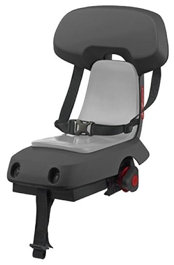 Polisport Guppy Junior - установка на багажник