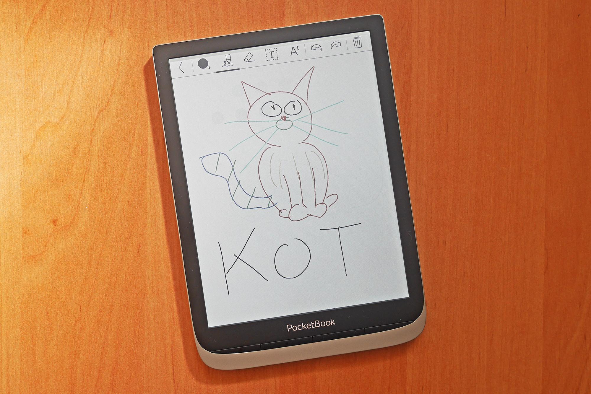 PocketBook 740 Color - •Wi-Fi, Bluetooth