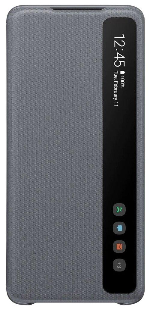 Samsung EF-ZG985 для Galaxy S20+, Galaxy S20+ 5G - материал: поликарбонат/полиуретан