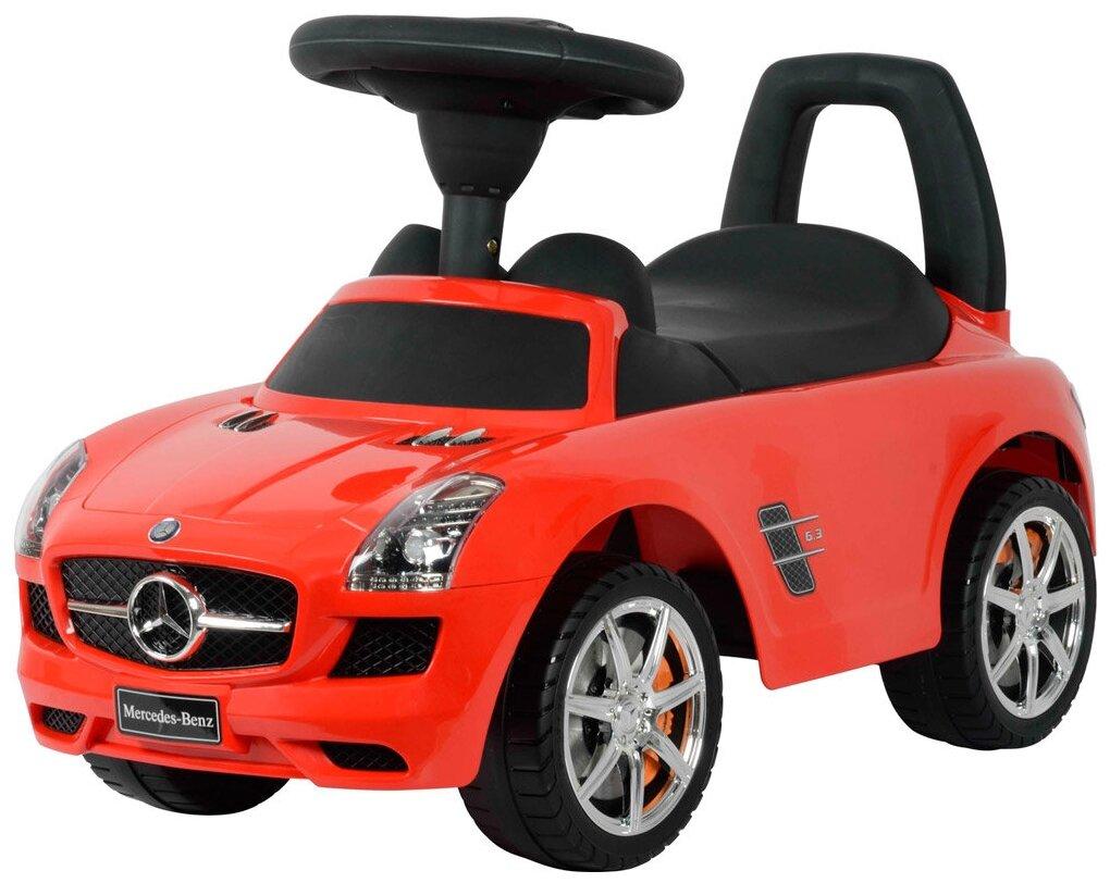Chi lok BO Mercedes-Benz SLS AMG - вид: машинка