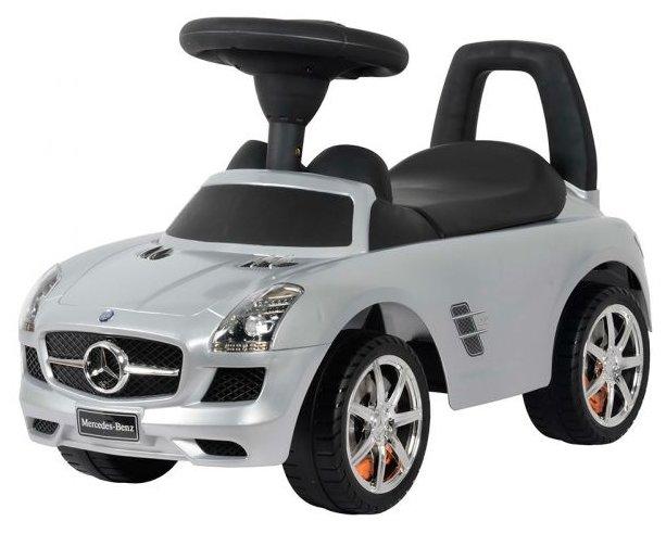 Chi lok BO Mercedes-Benz SLS AMG - безопасность: сиденье со спинкой
