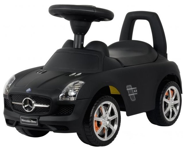 Chi lok BO Mercedes-Benz SLS AMG - эффекты: звук, свет