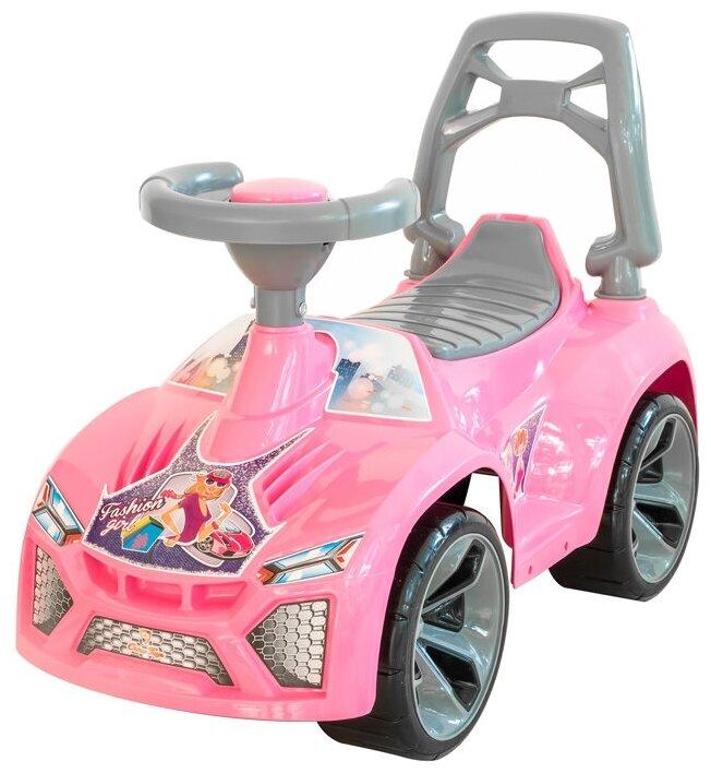 Orion Toys Ламбо - особенности: багажник