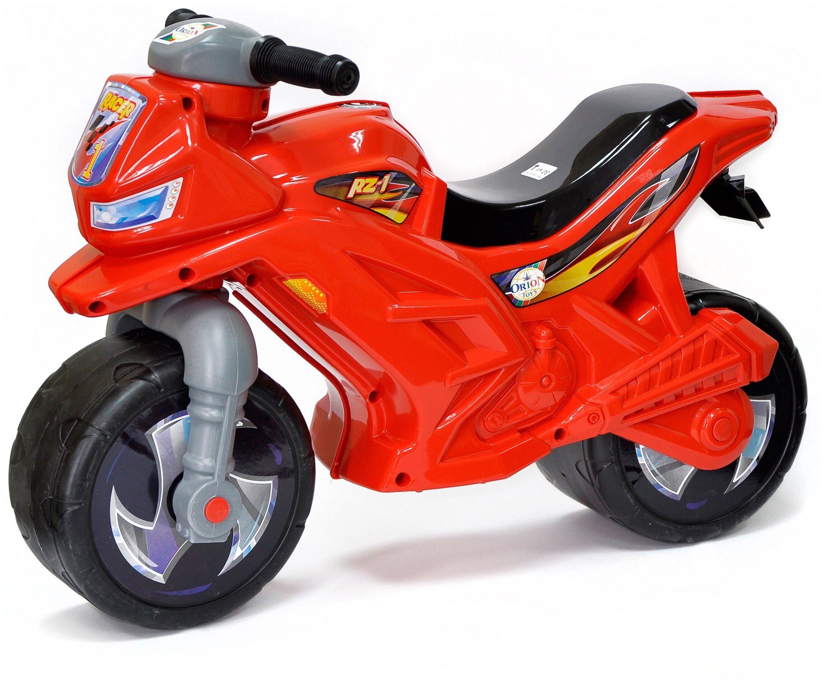Orion Toys Мотоцикл 2-х колесный - для детей от 2лет