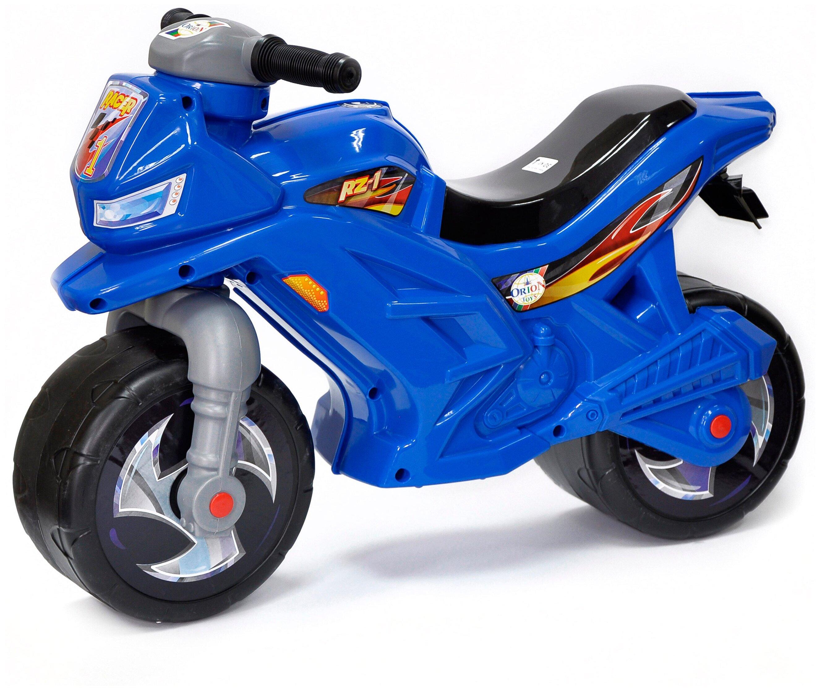 Orion Toys Мотоцикл 2-х колесный - максимальная нагрузка: 30кг