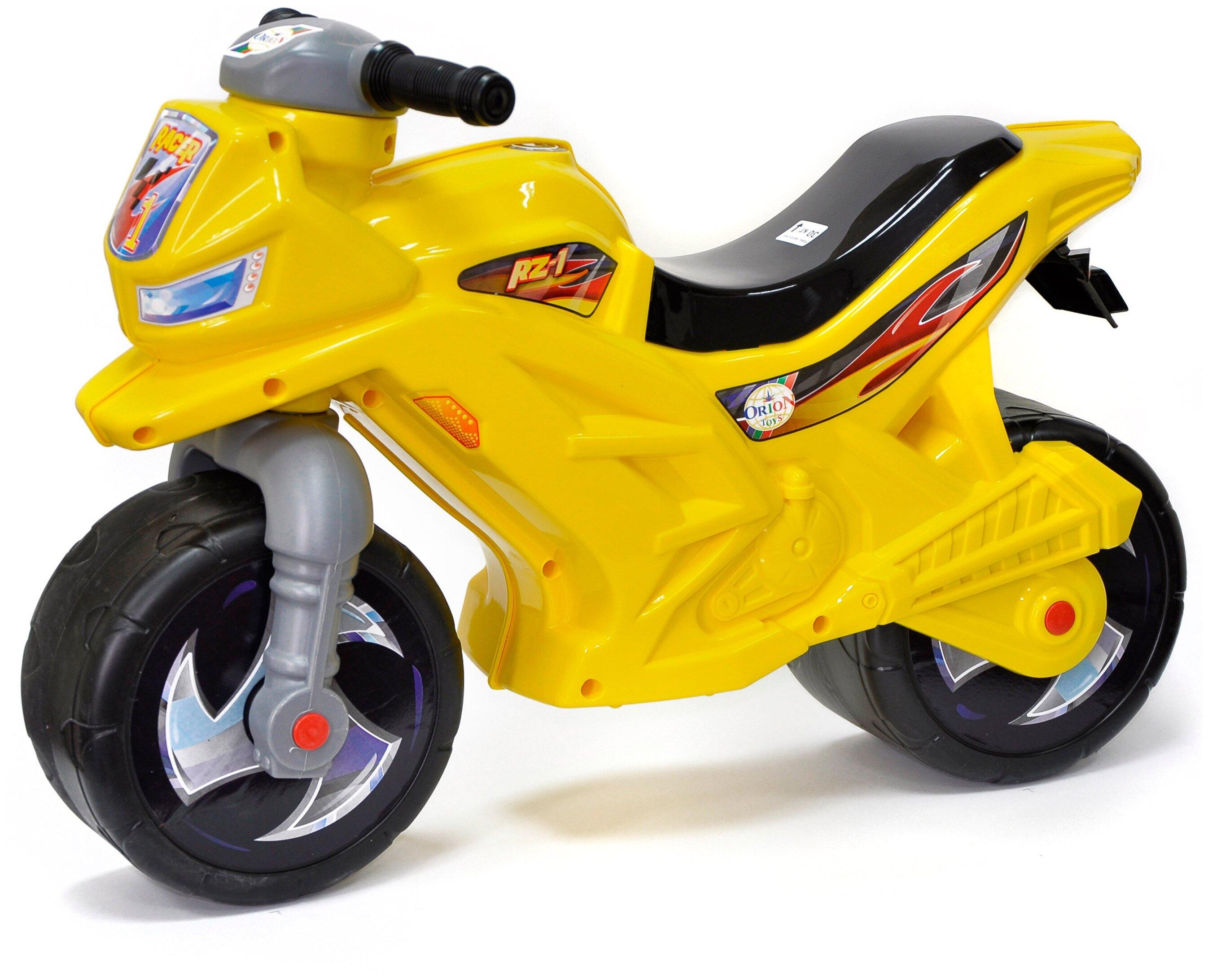 Orion Toys Мотоцикл 2-х колесный - материал: металл, пластик