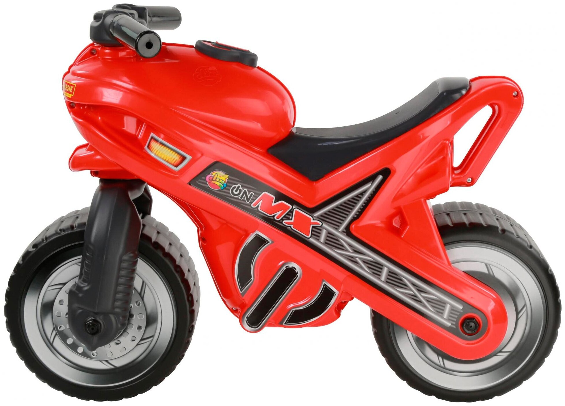 Полесье Мотоцикл МХ - для детей от 3лет