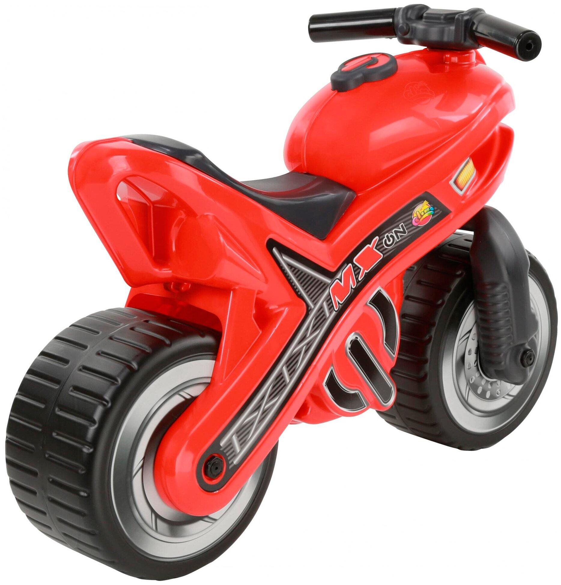 Полесье Мотоцикл МХ - материал: пластик