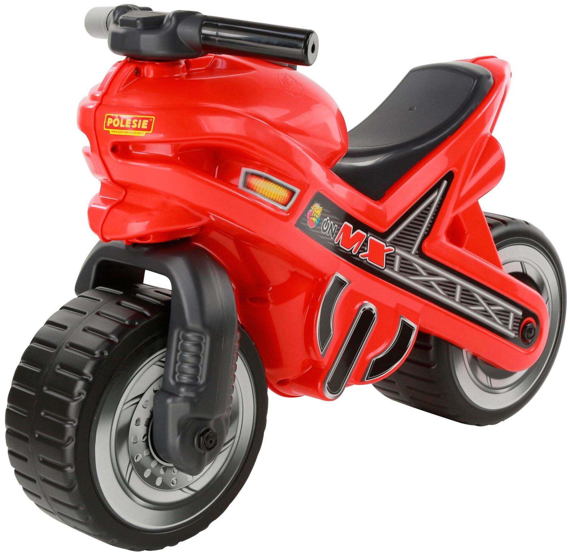 Полесье Мотоцикл МХ - длина: 70см