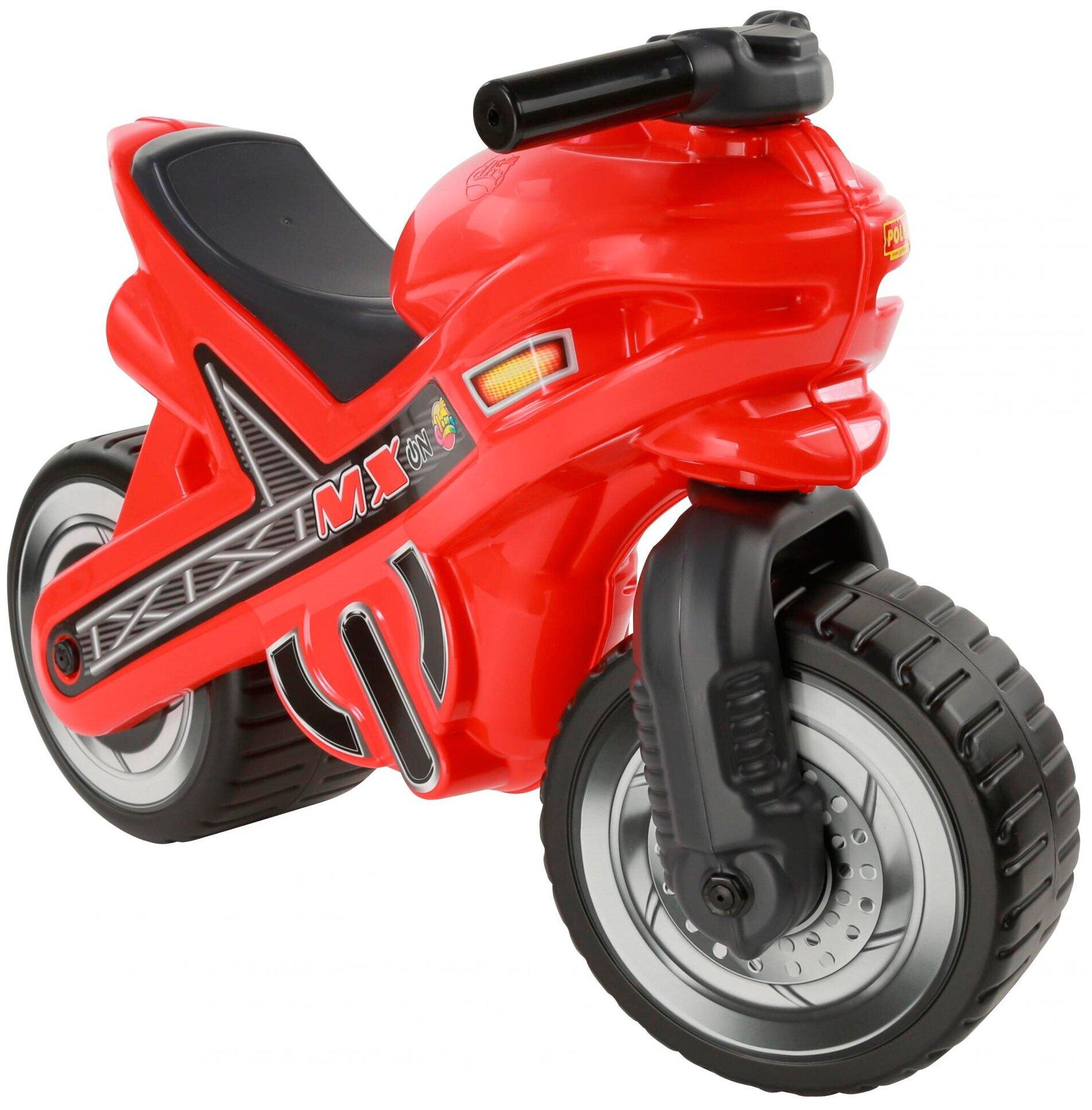 Полесье Мотоцикл МХ - вес: 3.16кг