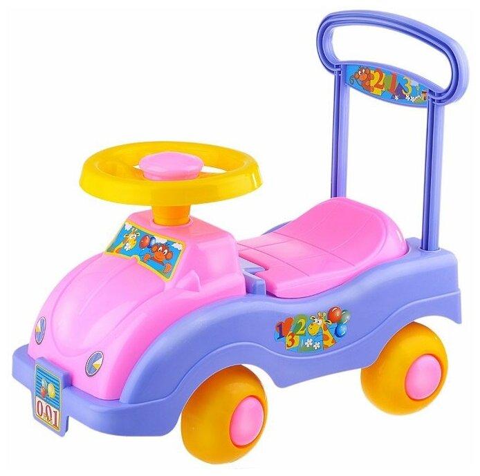 СТРОМ Автомобиль для девочек - для детей от 1года