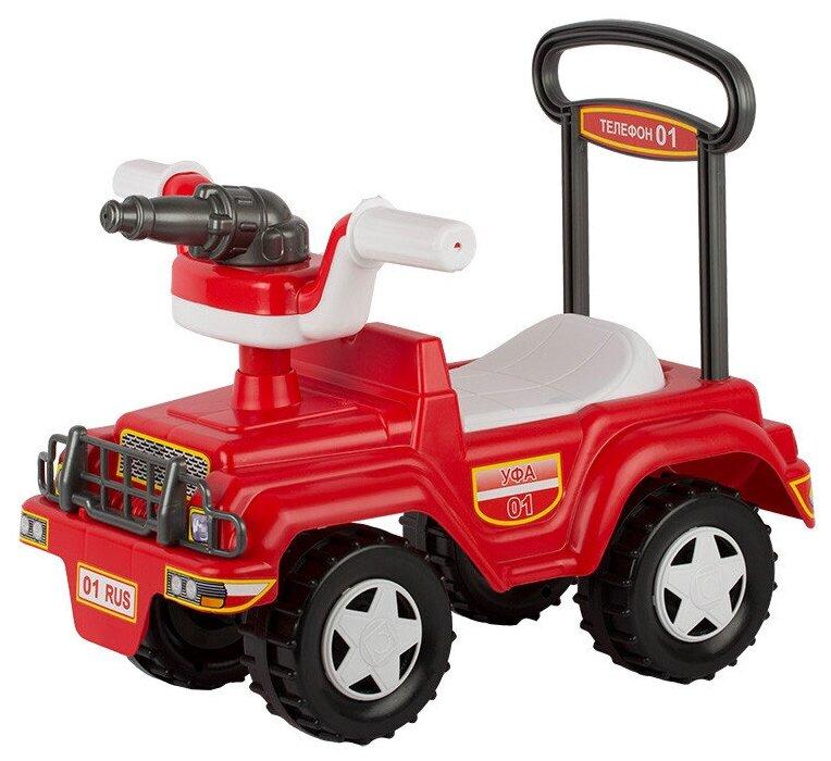 СТРОМ Пожарка - для детей от 1.5лет