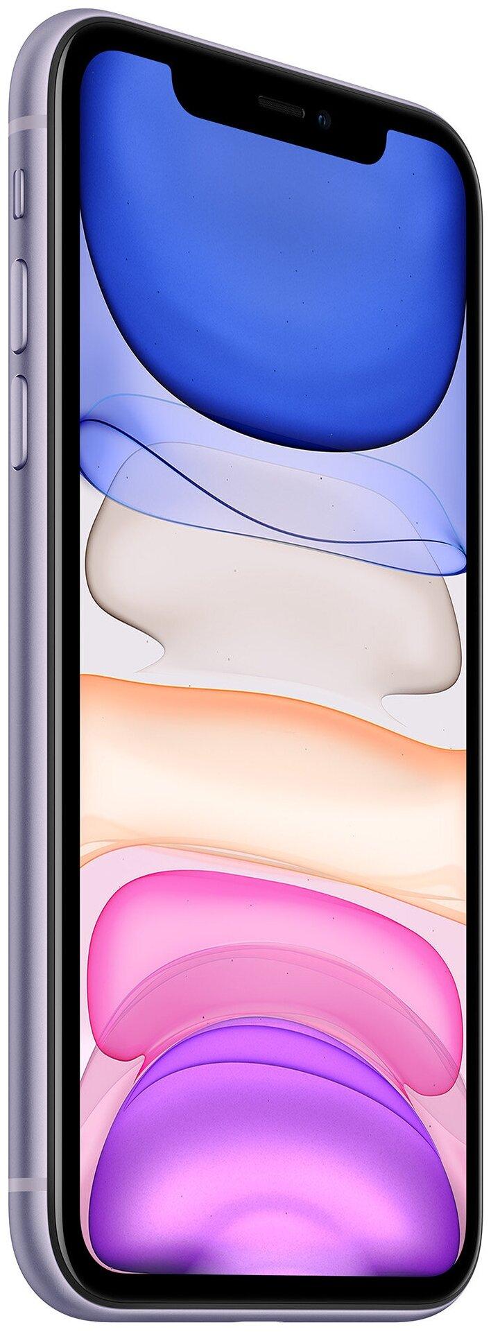 Apple iPhone 11 256GB - оперативная память: 4ГБ