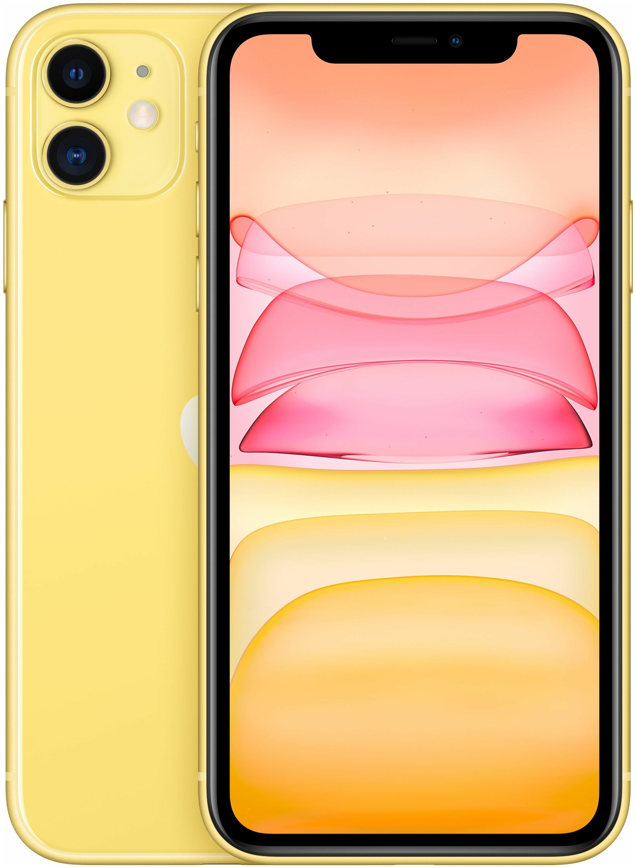 Apple iPhone 11 64GB - аккумулятор: 3110мА·ч