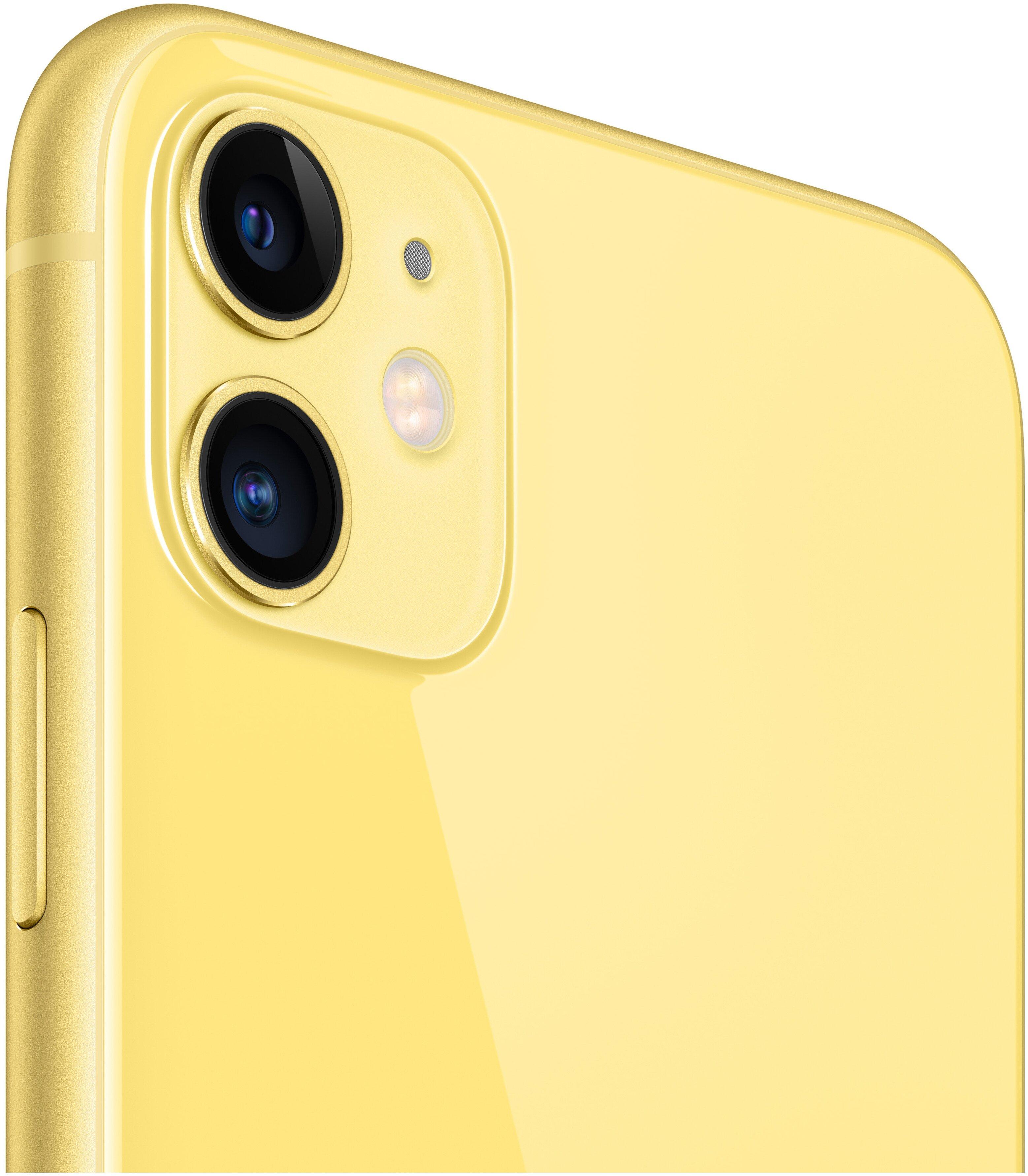 Apple iPhone 11 64GB - операционная система: iOS 13